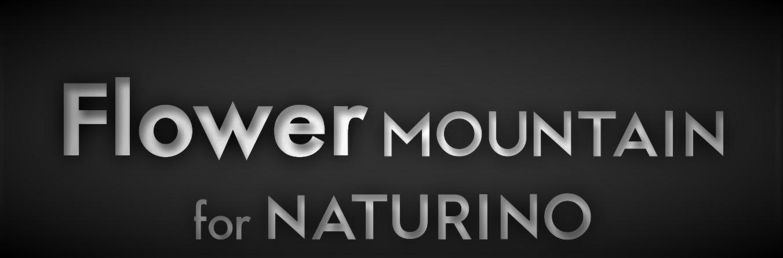 Flower Mountain by Naturino